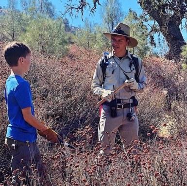 Robbie Park Ranger